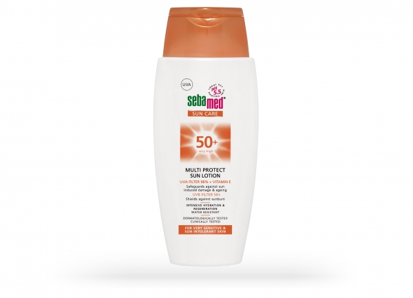 SUN CARE MULTI PROTECT SUN LOTION  SPF  50+