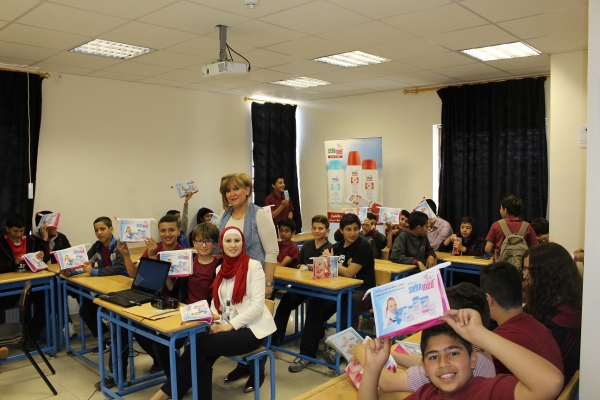 Al Sharq Al Sarea activity in  International Approach Schools  ‏ ‏ ‏