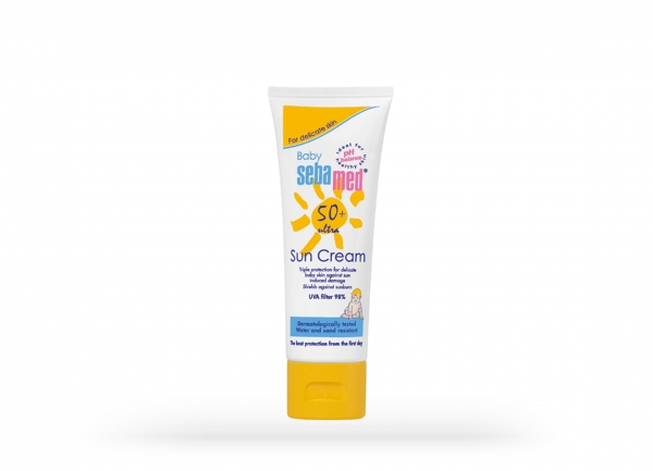 Baby sebamed Sun Cream Available in SPF 20, 30, 50 and 50+