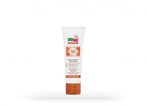SUN CARE MULTI PROTECT SUN CREAM Available in SPF 15, 20, 25, 30, 50 and 50+